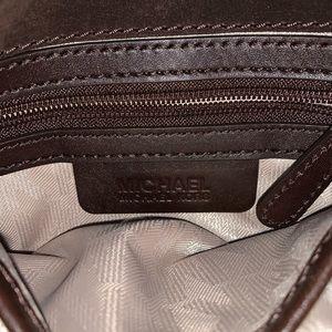 MICHAEL Michael Kors Bags - Michael Kors Womens Jamie Saddle Suede Handbag